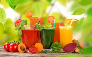 Какие соки лучше пить при панкреатите