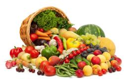 Фрукты и овощи при панкреатите