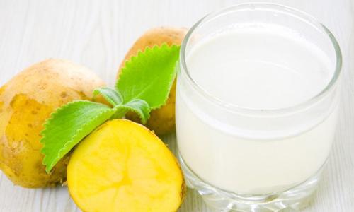 Польза картофельного сока при панкреатите