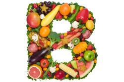 Витамины группы В в бананах и фруктах