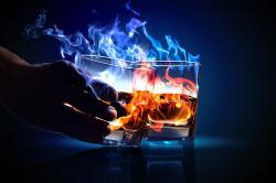 Алкоголь - причина нарушения в работе органа