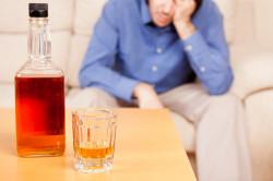 Употребление алкоголя как причина панкреатита