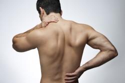 Боль в спине - симптом панкреатита