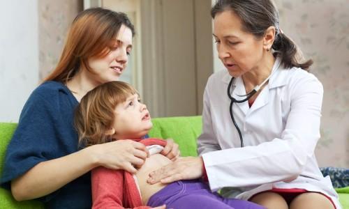 Проблема реактивного панкреатита у ребенка