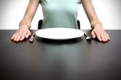 Голодание в первые дни при хроническом панкреатите