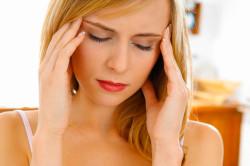 Головная боль при отравлении чесноком
