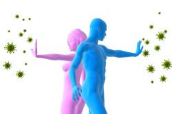Нарушение работы иммунитета при осложнениях