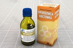 Настойка прополиса для лечения панкреатита