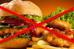 Отказ от жирной пищи при остром панкреатите