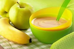 Польза яблочного пюре