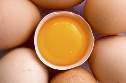 Сырые яйца при панкреатите