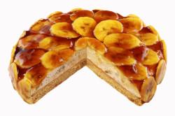 Банановый торт при больной печени и поджелудочной железы