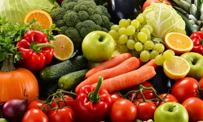Панкреатит может быть вызван даже употреблением фруктов, овощей, зараженных ядохимикатами