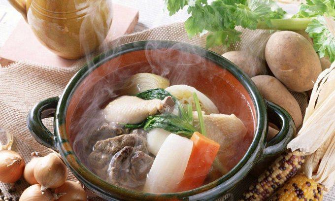 Слишком горячая еда способна навредить воспаленной поджелудочной железе