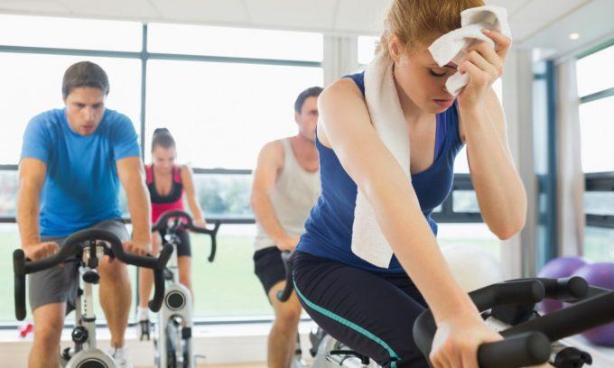 Занятие спортом для профилактики изменений структуры поджелудочной железы