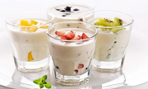 Хорошее влияние на пищеварение имеют молочнокислые продукты - их рекомендуется употреблять ежедневно, например, в качестве ланча или полдника