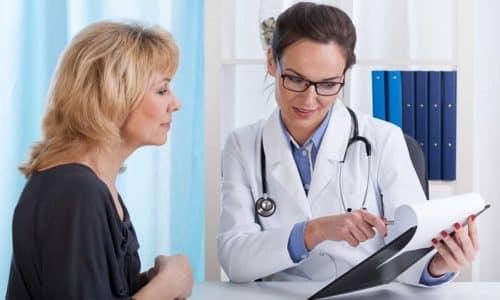 Если заболевание прогрессирует, необходимо обратиться к специалисту для получения своевременного лечения