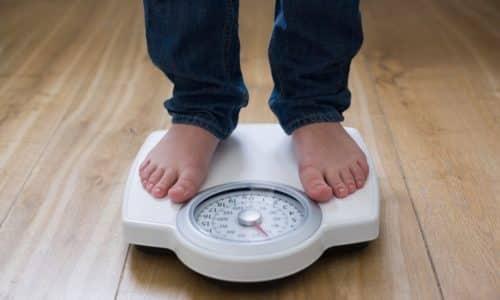 Чем больше вес человека, тем выше вероятность развития СД